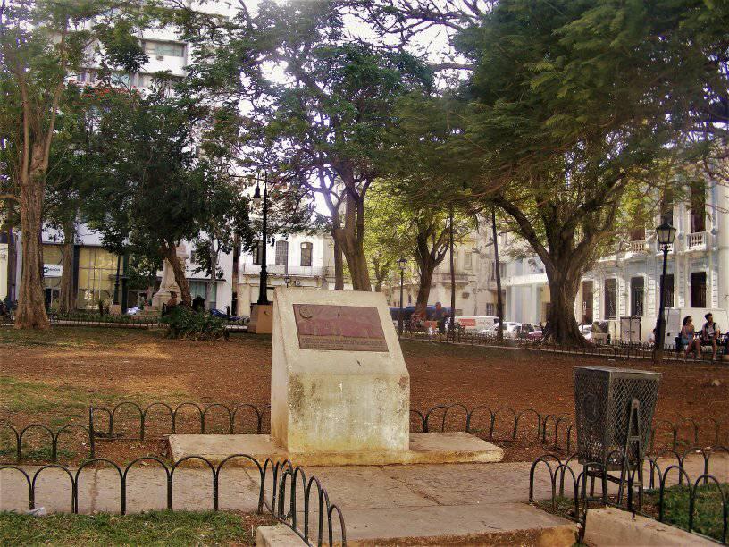 Parque de San Juan de Dios o Cervantes