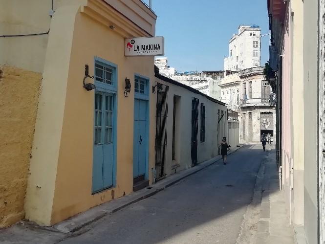 Restaurante - Paladar La Makina en Peña Pobre 114