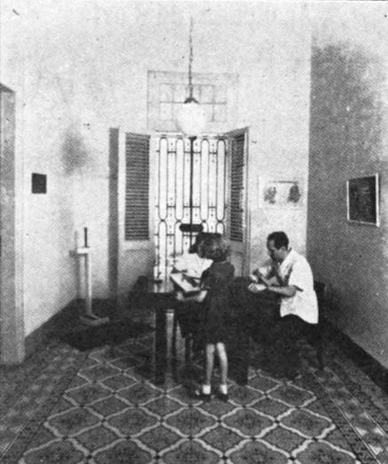 salon de consulta Instituto Psicopedagogico Crespo