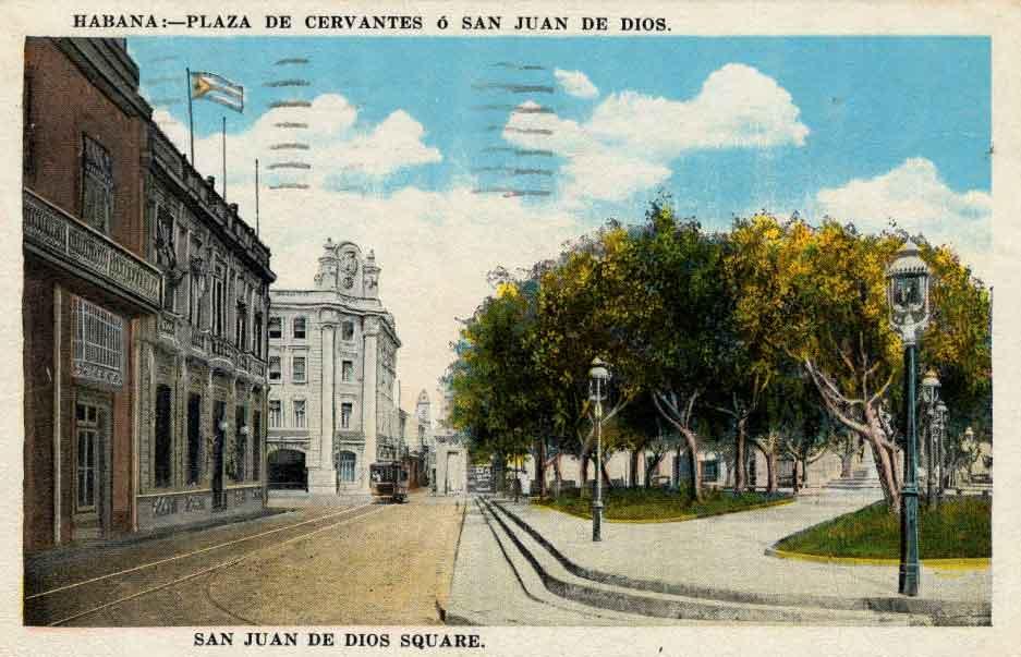 Parque de San Juan de Dios