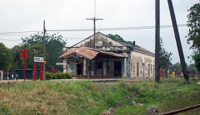 Estación de San Nicolás de Bari