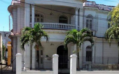 Vedado de lujo: Antigua casa de Rafael Nogueira (Paseo No. 606)