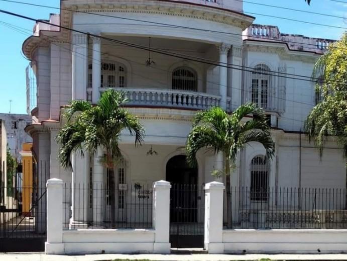 Antigua embajada de Italia en Cuba