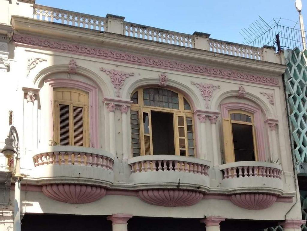 Calle Galiano Clinica de Yarini