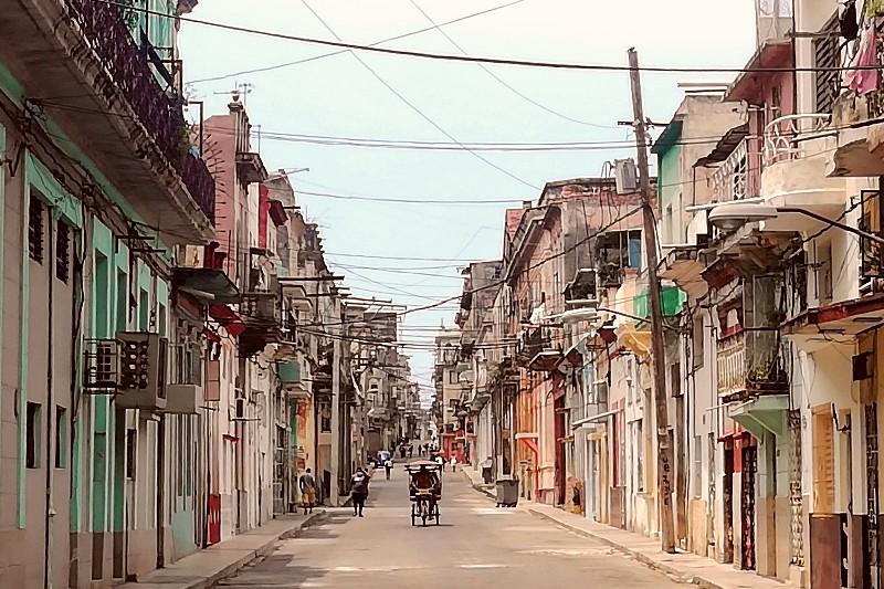 Calle Lealtad Centro Habana Los Sitios