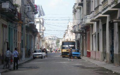 ¿Por qué se llama calle Sitios? (calles de La Habana)