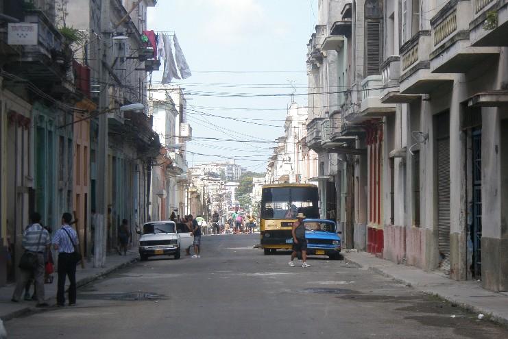 Calle Sitios Centro Habana