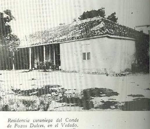 Casa Quinta del Conde de Pozos Dulces en el Vedado