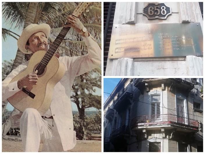 Casa de Joseito Fernandez Los Sitios La Habana