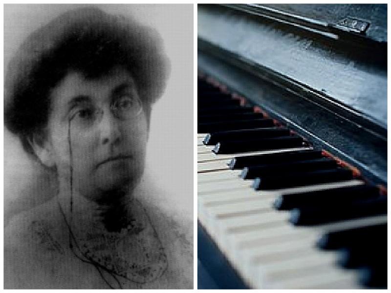 Cecilia Arizti Pianista Compositora Cuba