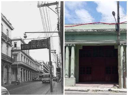 Cine Astor Calle Belascoain Habana
