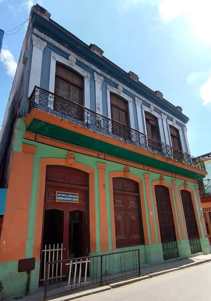 Antiguo Hospital de Emergencias de La Habana