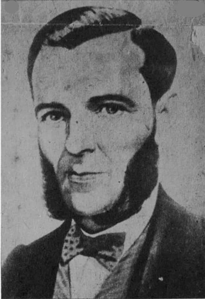 Rafael Sixto Casado Alayeto, primer director del Colegio de San Anacleto