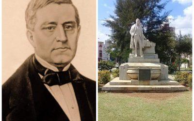 Francisco Frías «Conde de Pozos Dulces» y promotor del Vedado