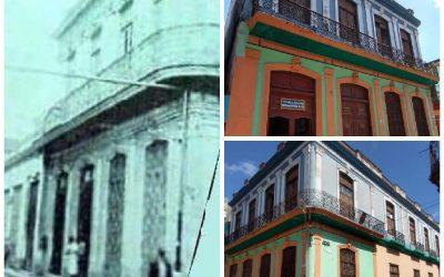 Antiguo Hospital de Emergencias de La Habana (donde velaron a Yarini)