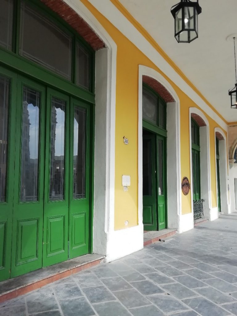 La Factoria Taberna de Muralla Plaza Vieja