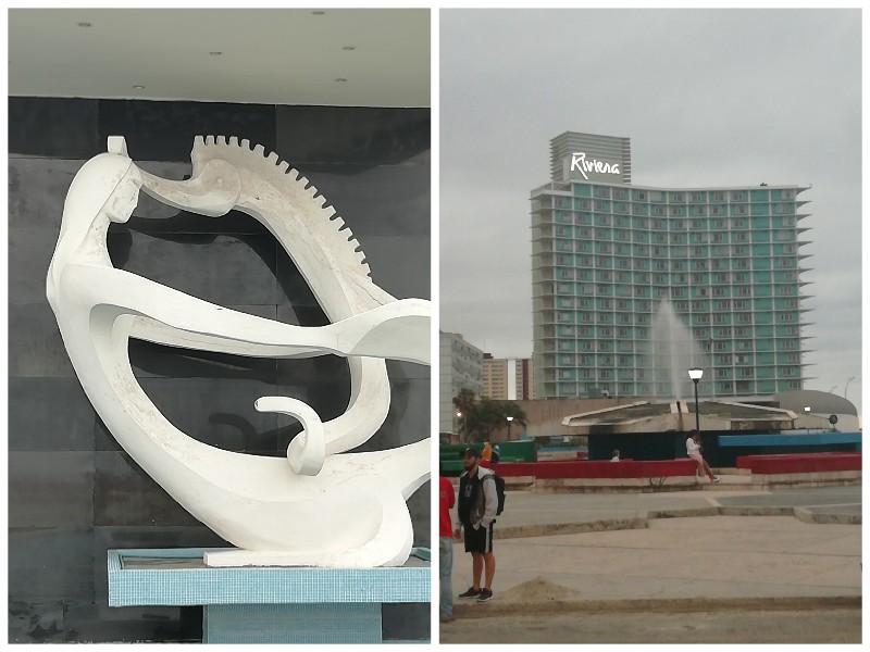 La Sirena y el Pez Florencia Gelabert Hotel Riviera