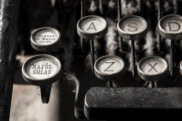 Maquina de escribir Imagen generica