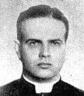 Alfredo Muller San Martín, párroco de la Iglesia Salvador del Mundo