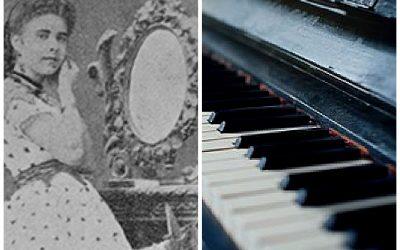 Natalia Broch… Cuando La Habana se sentaba al piano