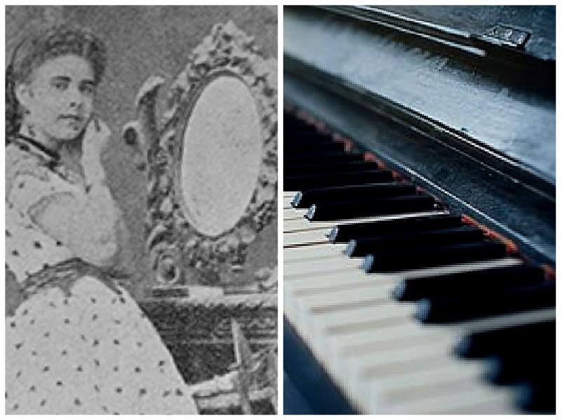 Natalia Broch de Calvo Pianista Matanzas Cuba