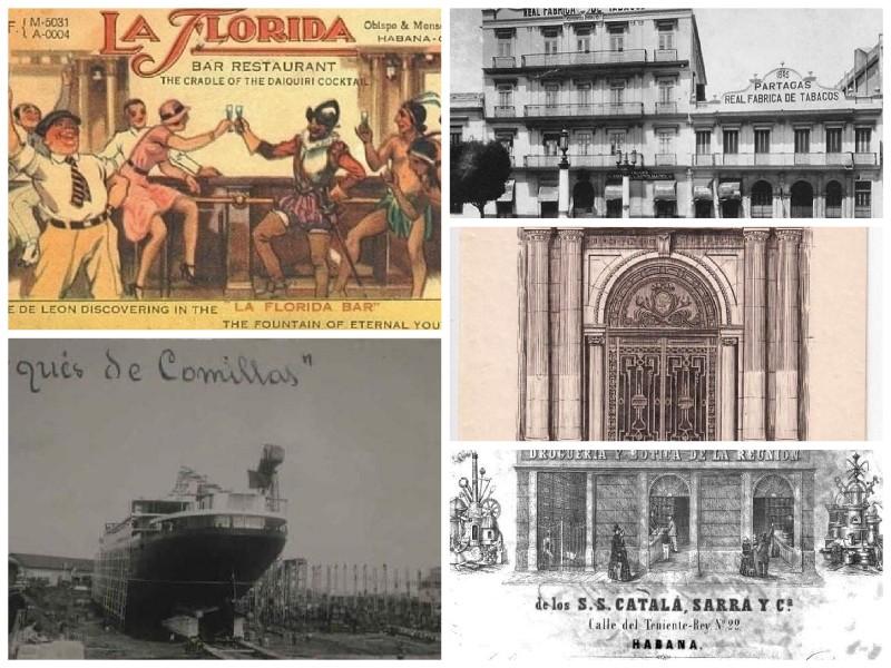 Negocios Catalanes en Cuba