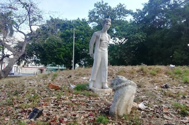 Parque Nguyen Van Troi Habana