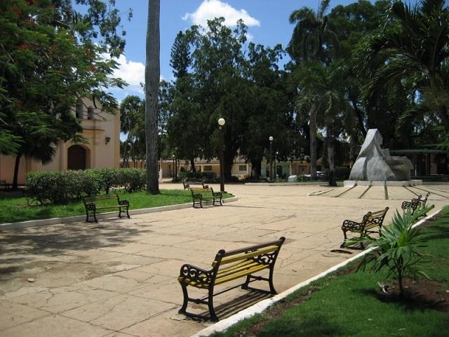 Parque de Melena del Sur