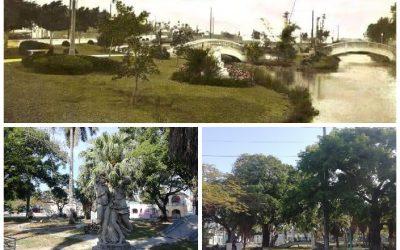 Parque de Palatino, Cerro (Así cambió La Habana)