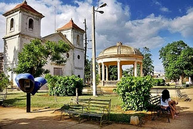 Parque Iglesia Guira de Melena