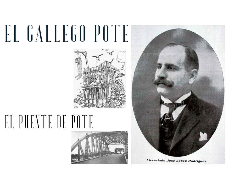 El gallego Pote, José López Rodríguez