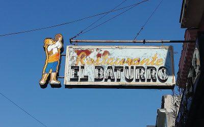 El Baturro una cantina española en La Habana