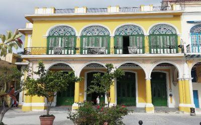 De la Casa del Marqués de Casa Torres a La Factoría