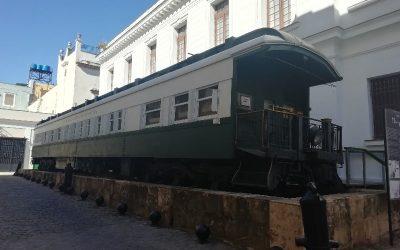 Coche Mambí o Vagón Presidencial: New York – Habana en un tren