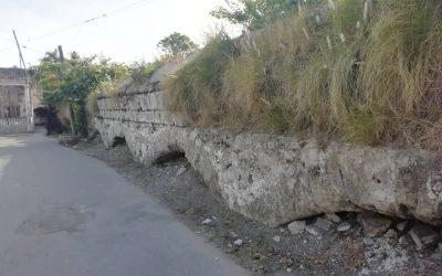 El Acueducto de Fernando VII y el eterno dilema del agua que no llega a la ciudad sedienta
