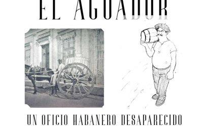 El aguador, un oficio habanero del siglo XIX (La Habana Desaparecida)