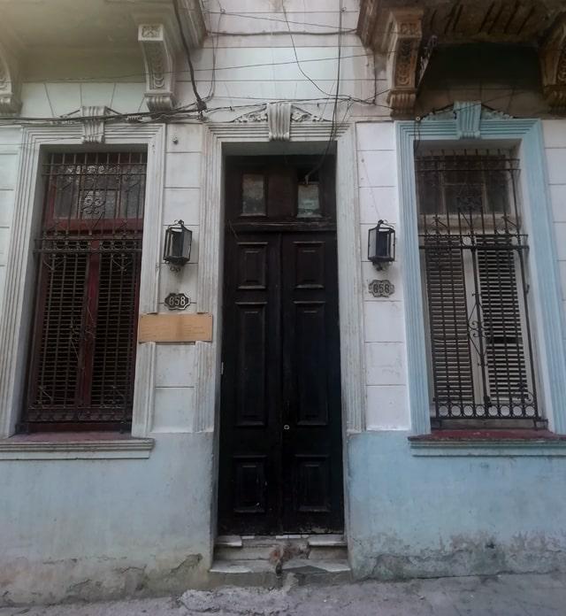 calle gervasio casa de Joseito fernandez
