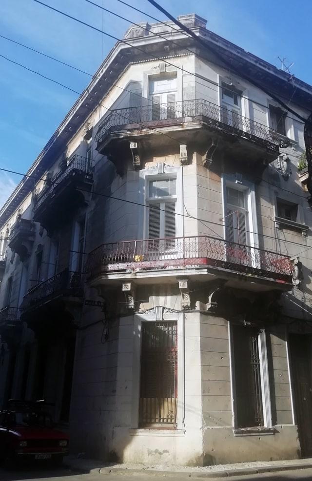 estrella y Gervasio casa de Joseito Fernandez