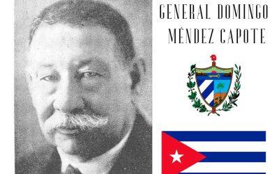 Domingo Méndez Capote, uno de los padres de la República democrática cubana