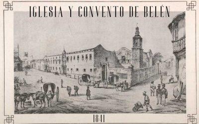 El convento de Belén, reliquia colonial de La Habana