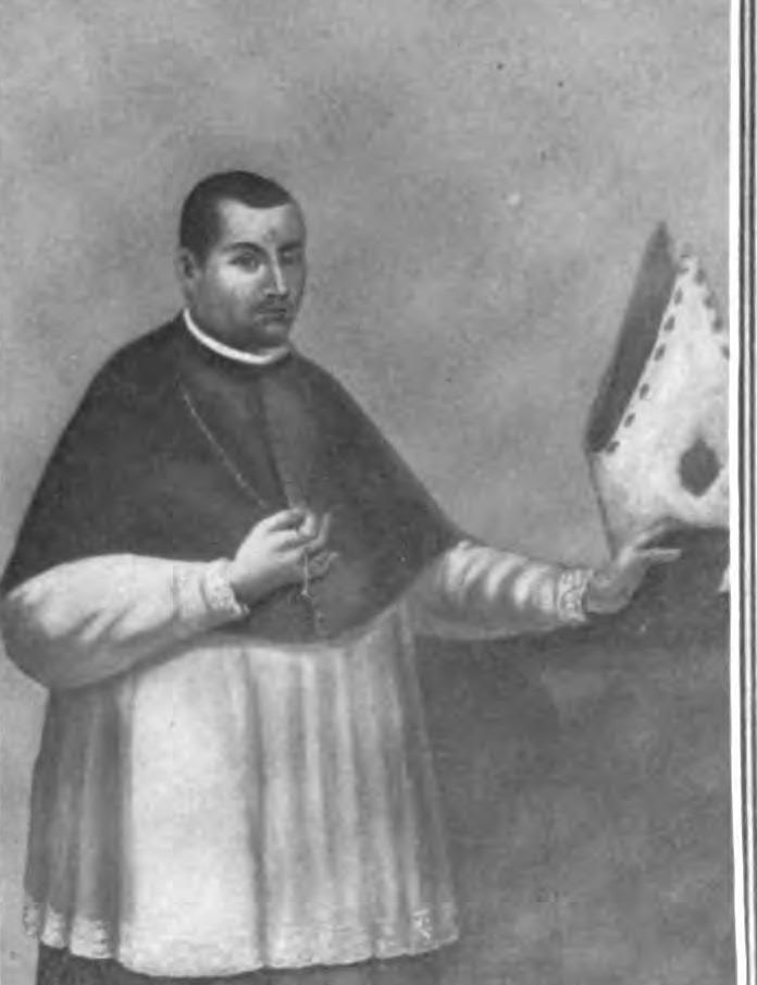 Obispo Diego Evelino de Compostela