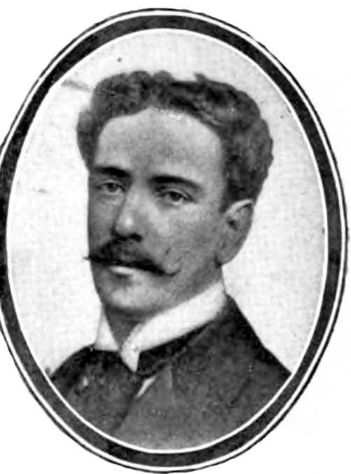 Joaquín Albarrán, eminente médico cubano fue uno de los alumnos fundadores