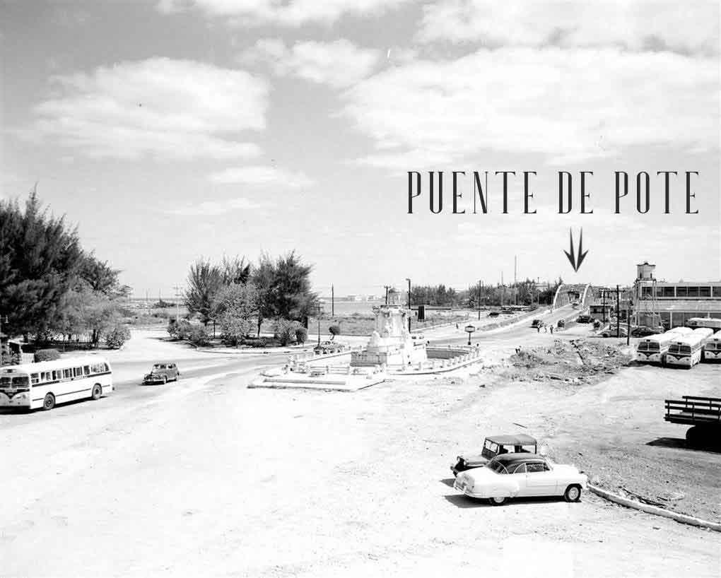 puente de Pote-Quinta Avenida-Habana
