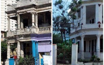 Academia Herbert Spencer e Instituto de Economía Doméstica (antiguas escuelas de La Habana)