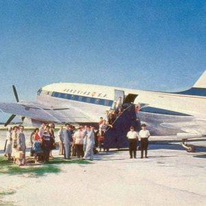 Aerovias Q Aeropuerto de Columbia