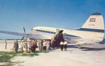 Aerovías Q SA (antiguas empresas de La Habana)