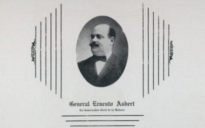 El indulto al General Ernesto Asbert por el asesinato (en 1913) del General Armando de la Riva