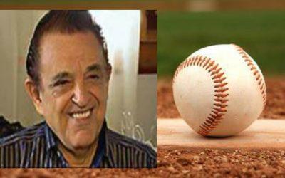 Eddy Martín la voz del deporte cubano