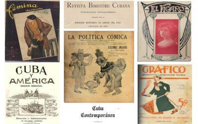 Revistas de la Habana en 1914 – Directorio