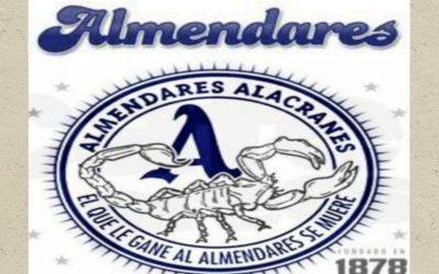 Club Almendares – Los alacranes de azul